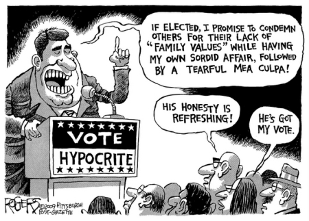 Vote Hypocrite